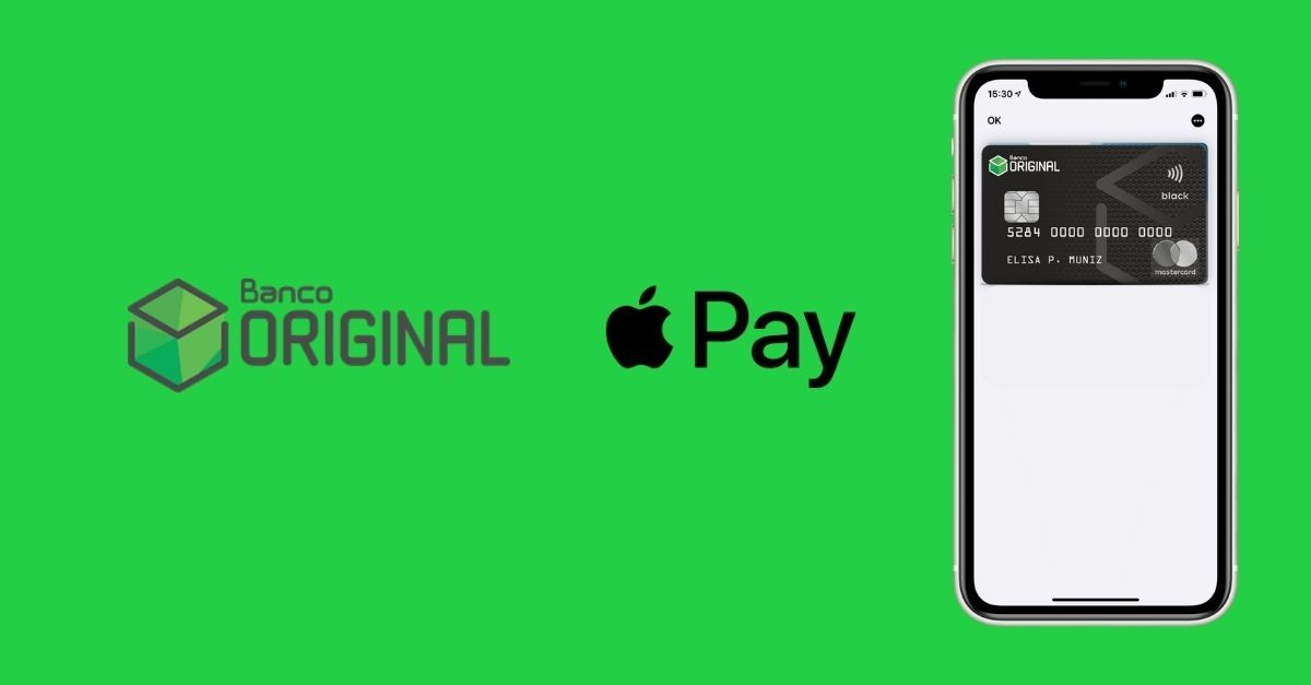 Apple Pay Banco Original