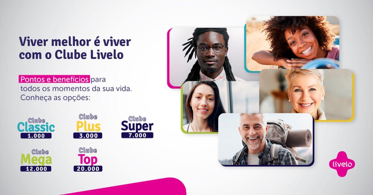 Novo Clube Livelo