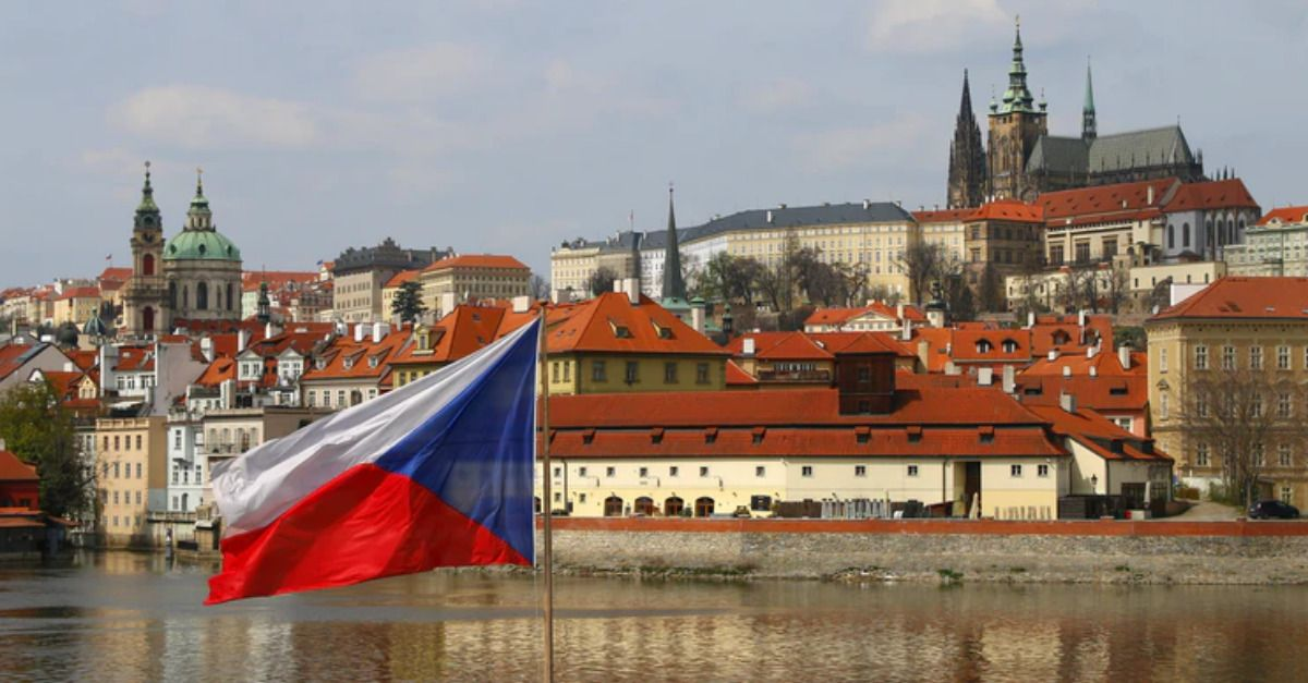 República Tcheca fronteiras
