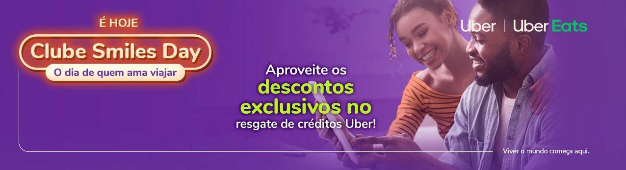 Smiles Uber Uber Eats