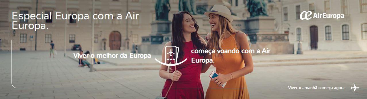 Smiles Air Europa