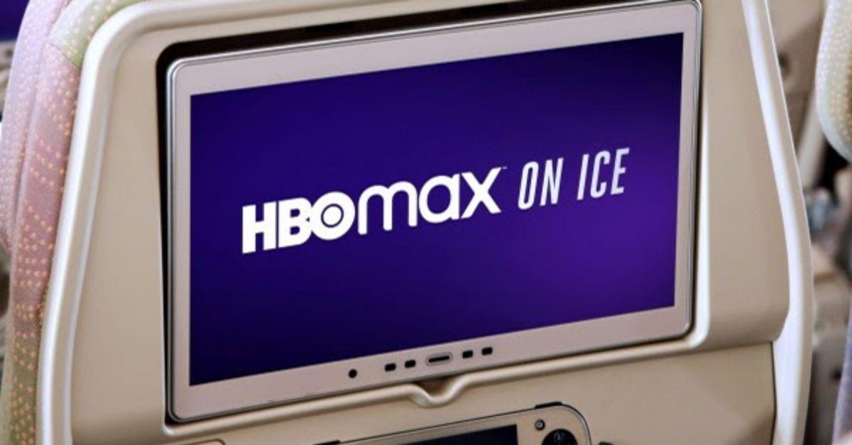 HBO Max Emirates