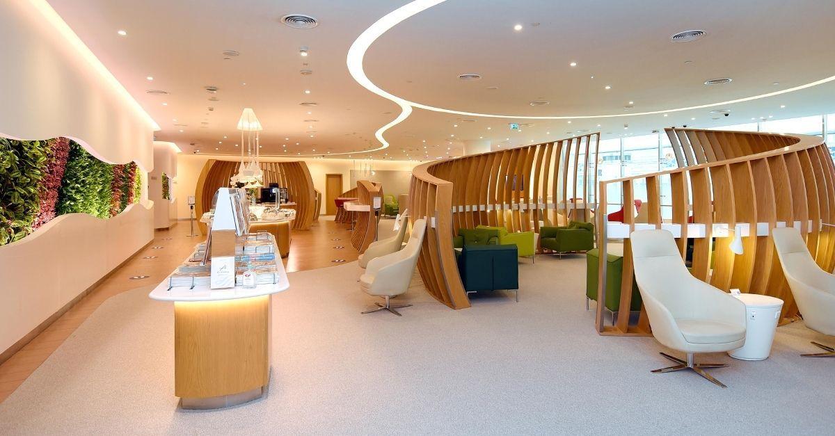 Lounge SkyTeam Dubai